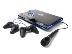 QFX Digital Multimedia Player w/ Karaoke