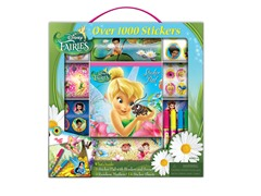 Disney Fairies Sticker Box