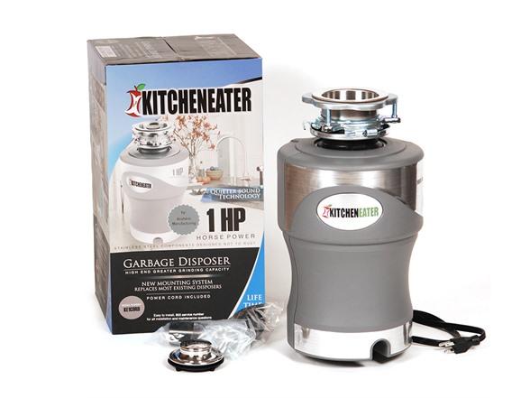 Kitcheneater Ke1pc 1 Hp Garbage Disposal
