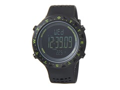Singletrak Blk/Green Digital Watch