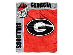 Northwest Georgia Plush Throw