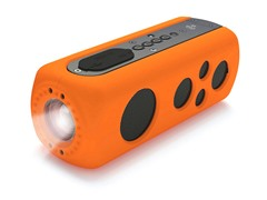 Bluetooth Rugged & Splash-Proof Speaker