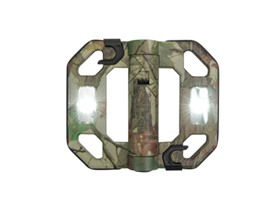LED Mini Folding Work Light; Camo
