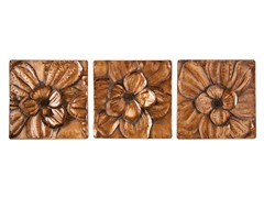 Magnolia 3pc Wall Panel Set