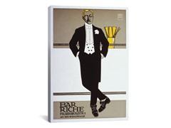 Bar Riche by Hans Rudi Erdt