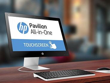 HP Desktops & All-In-Ones
