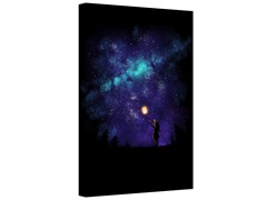 Infinity Plus One Gallery Wrapped Canvas 2-Sizes