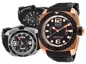 Elini Barokas Watches - 3 Styles