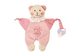 Bear Lolla Rossa Binky Towel
