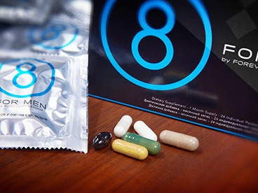 8 For Men Daily Supplement