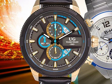 Assorted Men's Watches