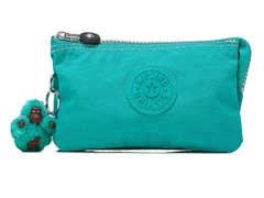 Creativity Large Pouch, Aqua Blue