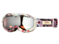 Gordini Gasp Goggles, Gold Flash