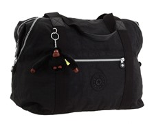 Art Medium Travel Tote, Black