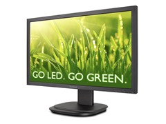 "24"" LED Monitor with DisplayPort & 2 USB"