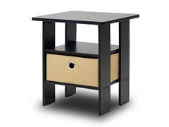 End Table Bedroom Night Stand w/Drawer