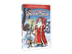 The Life & Adventures of Santa Claus DVD