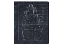 Durer Hand Engraving 1513 (3 Sizes)
