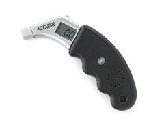 Accutire Digital Tire Gauge, 2 Languages