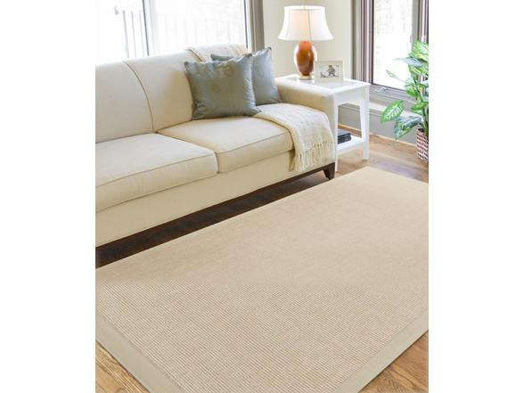 Superb SOHO 5u0027 X 8u0027 Rug U0026 Pad (Beige Depicted)
