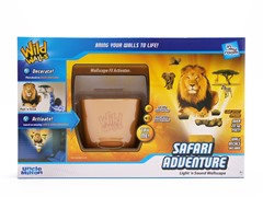 Safari Adventure Wild Walls