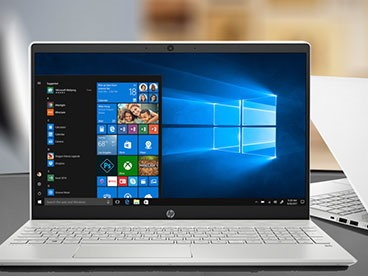 HP Notebooks & All-in-One Desktops