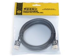 Gatorwire 6' HDMI Cable with Ethernet - Black