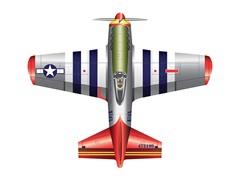 P-51 Mustang Kite