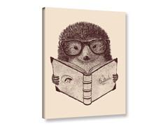 Hipster Hedgehog (4 Sizes)