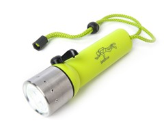D14, 135 Lumen Waterproof Flashlight