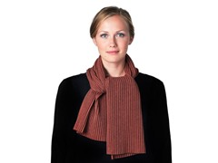 "Short Scarf 55"" in 4 Colors"