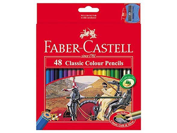Faber Castell Premium Color Pencils 48 - Premium-color-pencils