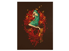 Budi Satria Kwan Roses Are Red- Multiple Sizes