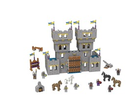 K'NEX True Legends Castle Clash Play Set