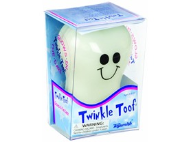 Toysmith Twinkle Toof