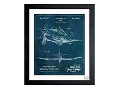 Airplane 1947 (3 Sizes)