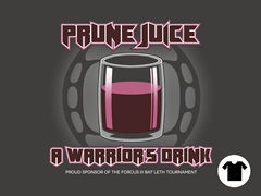 A Warrior's Drink