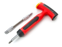 Crescent Odd Job Multi-Tool, Red/Black