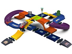 24-Pc 3D Road Builder Kit