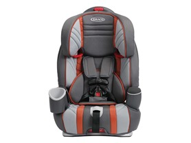 Graco Nautilus PLUS 3-in-1 Car Seat Rust