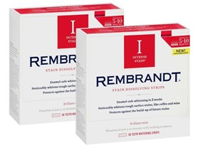 Rembrandt Stain Dissolving Strips-2-Pack