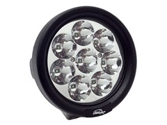 4-Inch 3-Watt LED Round Flood Light