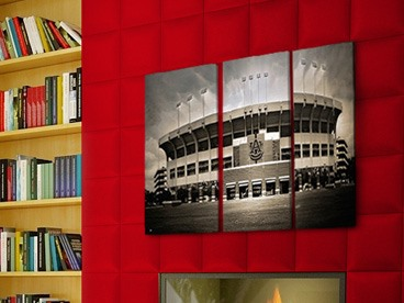 NCAA Canvas Prints