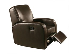 Agoura Bonded Leather Recliner