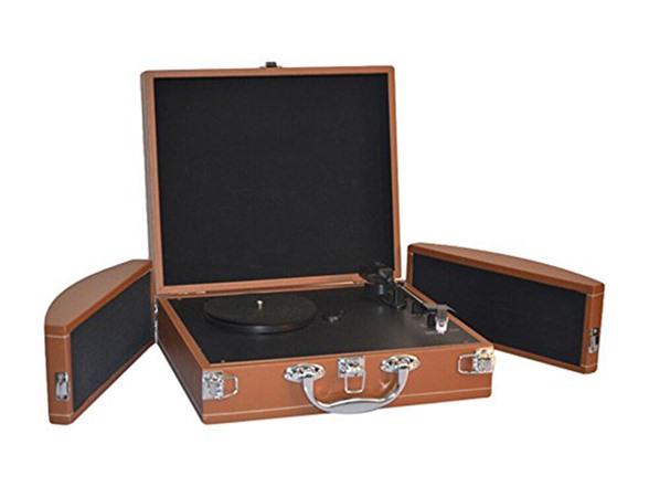 Bluetooth Classic Vinyl Record Player Turntable