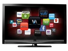 "VIZIO 42"" 1080p LED HDTV w/ Apps & Wi-Fi"