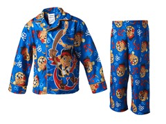 Jake & The Neverland Pirates 2Pc (2T-4T)