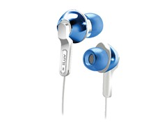 City Lights In-Ear Earphones - Blue