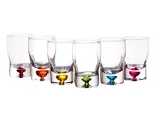 2.5oz Bubble Shot Glasses - Set of 6