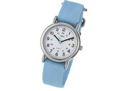 Timex Weekender, Light Blue